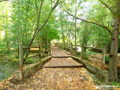 Hoces Río Duratón-Sepúlveda; los ancares monasterio de piedra zaragoza lagos de sanabria cantaloj